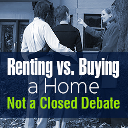 Renting vs Buying a Home