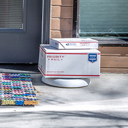 Device to Stop Package Theft