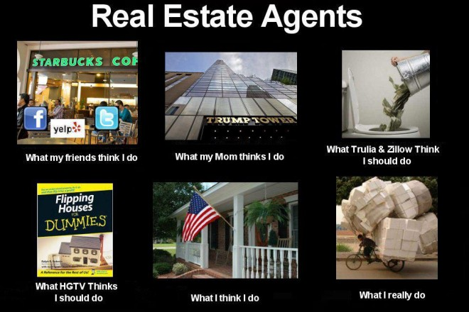 Real Estate Joke
