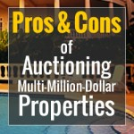 auctioning luxury real estate