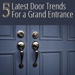 front door trends