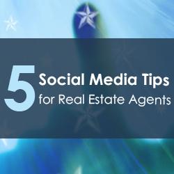 social media tips real estate agents