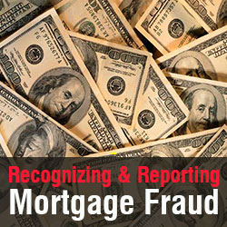 How to Report Mortgage Fraud - Suspicious Activity Report or SAR