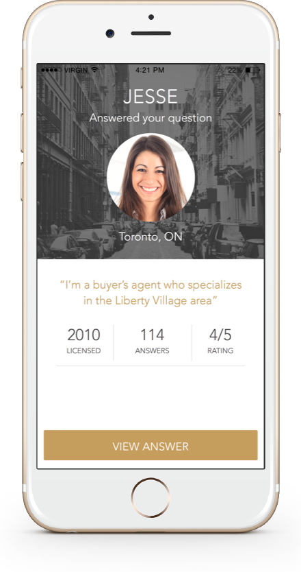Avenue, New App Treats Home Buying Like Dating