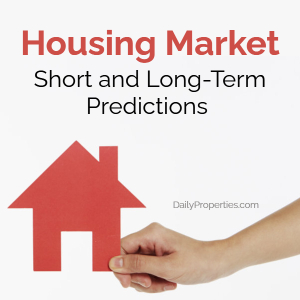 Housing Market Short and Long-Term Predictions 2021